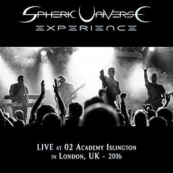 Live in London 2016