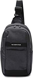 (ザ・ノースフェイス) THE NORTH FACE WHITE LABEL BASIC O-SLING BAG NN2PK05K チャコール ボディバッグ [並行輸入品]