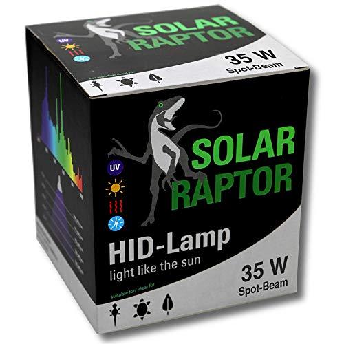 Econlux SolarRaptor 35W PAR20 HID-spot-schijnwerper