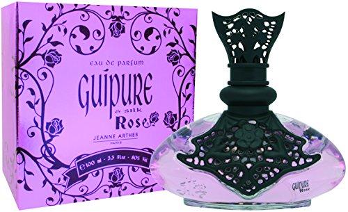 Jeanne Arthes Guipure Silk Rose Eau De Parfum 100 ml