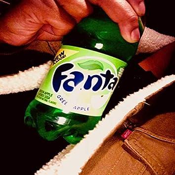 Green Apple Fanta