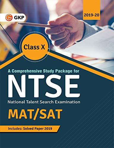 NTSE 2019-20 : Class X Guide