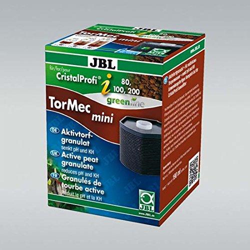 JBL - TorMec Mini Aktivtorfgranulat CristalProfi i80,100,200 greenline 190ml