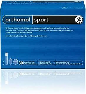 Orthomol Orthomed Sport Trinkfläschchen/Tabletten/Kapseln, 30 Tagesportionen (V687-30)