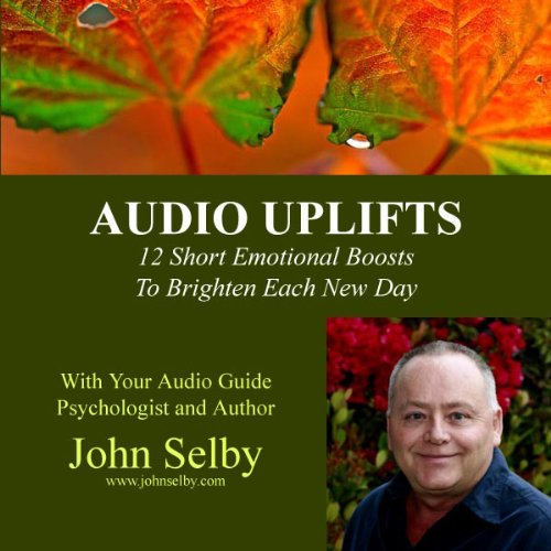 Daily Uplifts audiobook cover art