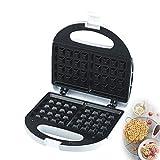 Mini Gofrera Eléctrica Waffle Maker, Bandeja De Horno Eléctrica Multifunción, Sartén, Desayuno Rápido Para Casa Cocina