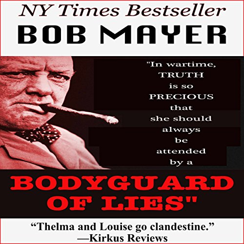 Bodyguard of Lies audiobook cover art