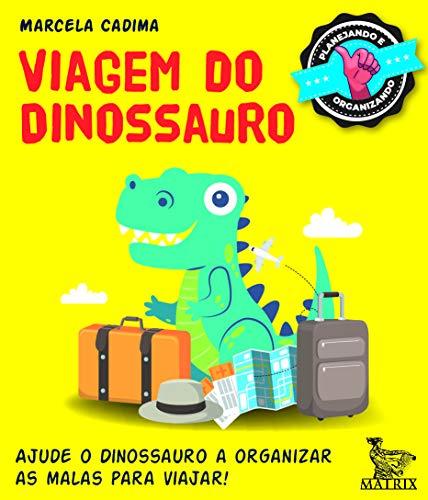 Viagem do dinossauro: Ajude o dinossauro a organizar as malas e viajar