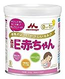 森永E赤ちゃん 大缶 800g [0ヶ月~1歳 粉ミルク] ラクトフェリン 3種類のオリゴ糖