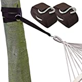 XXL Befestigung für Hängematte an Bäumen 6,4 Meter + max. 250 KG KOMPLETTSET NEU