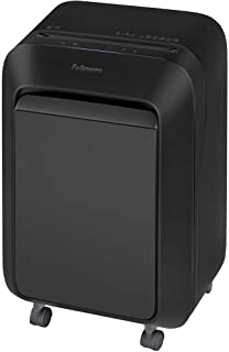 Fellowes Powershred LX210 Micro-Cut Shredder (Black)