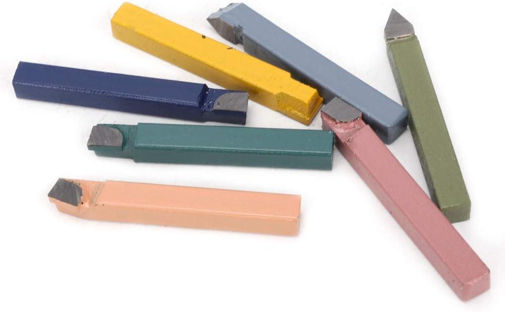Max 81% OFF CNC Lathe Inserts 38PCS Carbide Blade Minneapolis Mall Turnin Weld Tipped