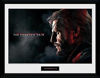 GB Eye Ltd, Metal Gear Solid V, Snake, Fotografia Enmarcada, 40 x 30 cm