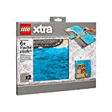Lego Sea Playmat - Catch some sun, sand and surf at the seaside!