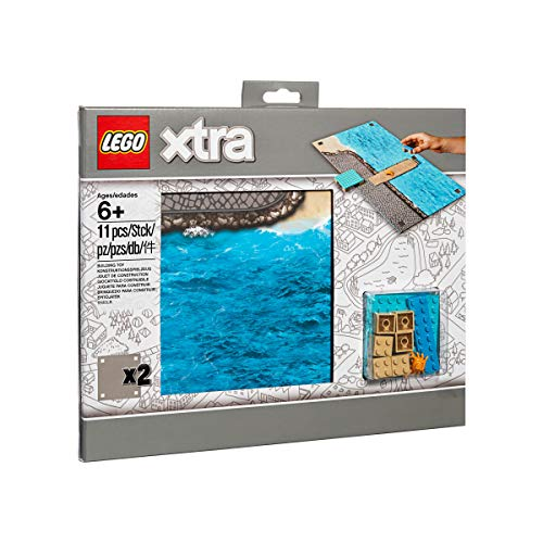 Lego Xtra Creator Ozean-Spielmatte 853841