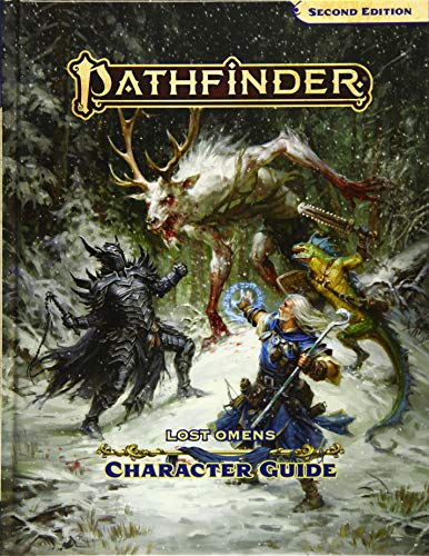 Pathfinder Lost Omens Character Guide [P2]