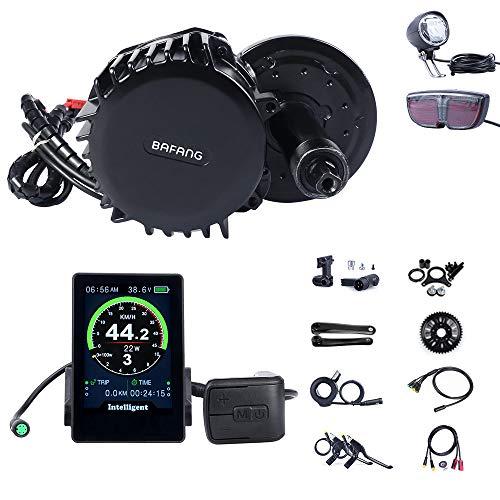 BAFANG BBS02B 750W 48V Ebike Motor with LCD Display SW102 Mid Drive Electric Bike Conversion Kits