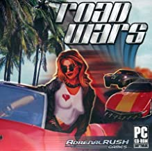 PC TREASURES Road Wars ( Windows )
