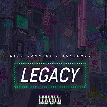 Legacy (feat. Hakeemxd)
