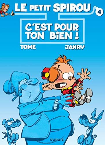 Le Petit Spirou, tome 4 : C'est pour ton bien !