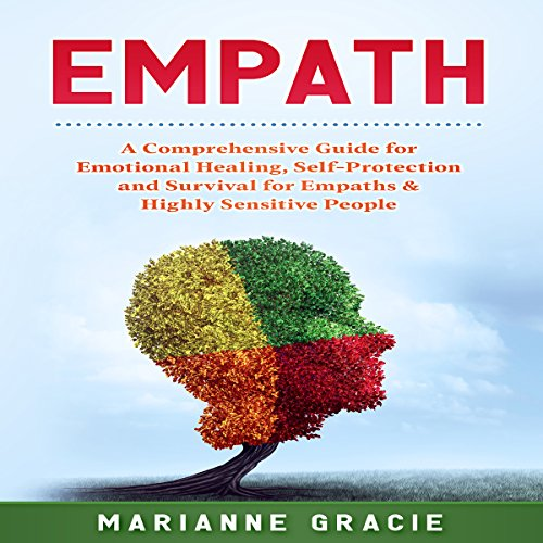 Empath: 2 in 1: A Comprehensive Guide for Emotional Healing, Self-Protection and Survival for Empaths & Highly Sensitive People audiobook cover art