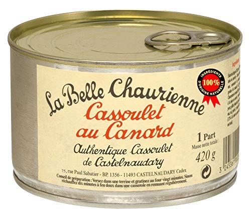 Cassoulet au Canard- Bohneneintopf mit Ente La Belle Chaurienne, 420 g