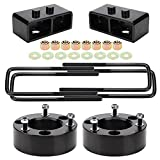Leveling Lift Kit for F150, 3' Front and 2' Rear Leveling Lift Kit Strut Spacers Raise Your F150,3'+2' Height for 2004-2019 F-150 2WD 4WD