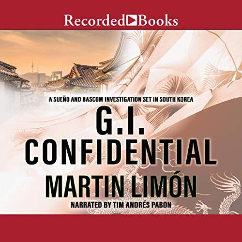 GI Confidential audiobook cover art
