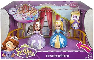 Disney Sofia The First Dancing Sisters, 2-Pack