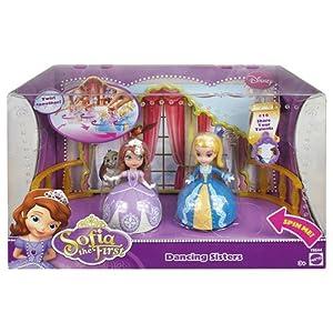 Disney Princesas Hermanitas Bailarinas (Mattel Y6644)