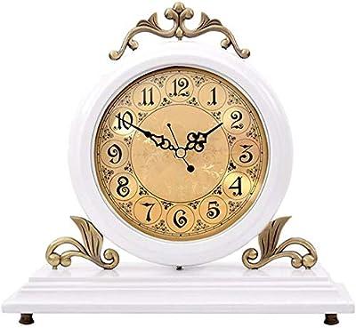 EXCLVEA Reloj De Mesa Reloj de Mesa de la Sala China Reloj ...