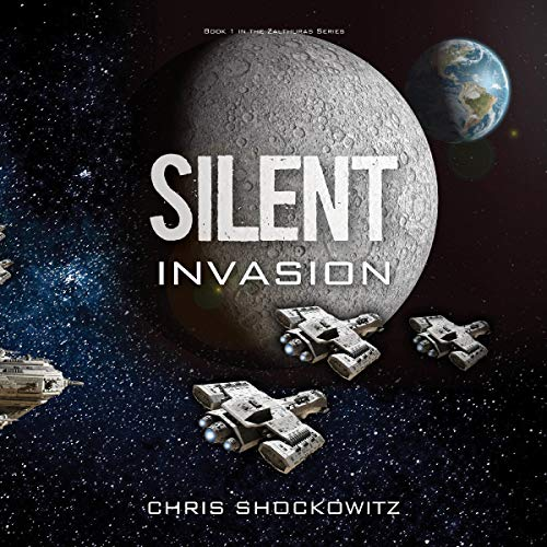 Silent Invasion audiobook cover art