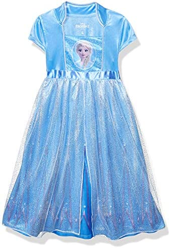 Disney Girls Big Fantasy Nightgown Elsa Frozen 2 8 product image