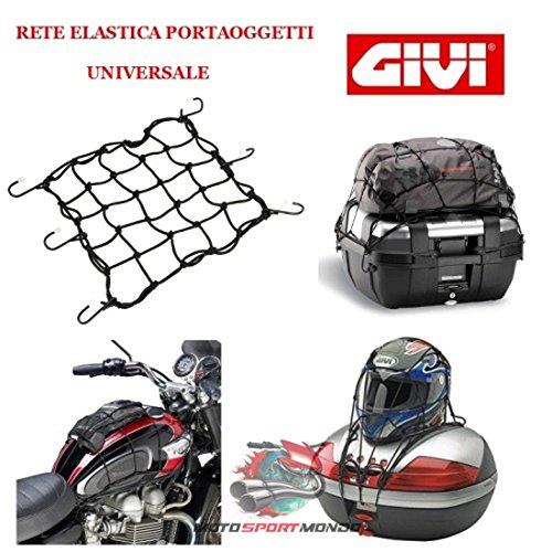 Givi T10N lattenbodem voor bevestiging van helmen op de koffer of voor het bewaren van voorwerpen.