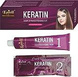 Kamill Keratin Hair Straightening Kit With Kera-Charge Complex