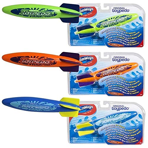 Spin Master - 6038049 - SwimWays - Toypedo Original
