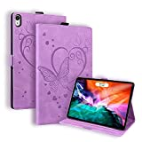 Auslbin Funda iPad Mini 6 (8.3 Pulgadas, 2021) Mariposa Patrón de...