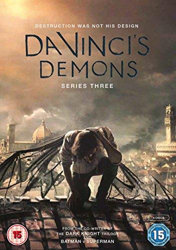 Da Vinci's Demons - Series 3 [Reino Unido] [DVD]
