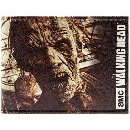 AMC Walking Dead Zombi Multicolore Portefeuille