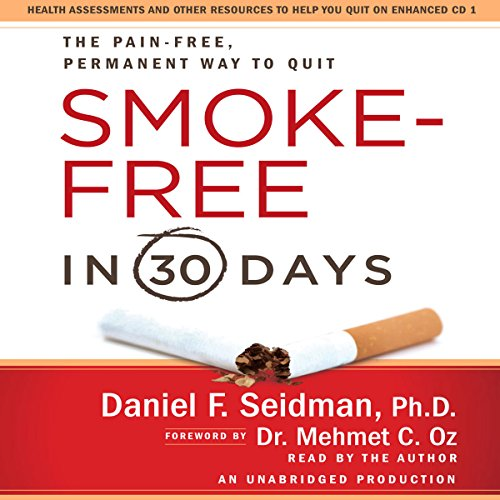 Smoke Free in 30 Days cover art