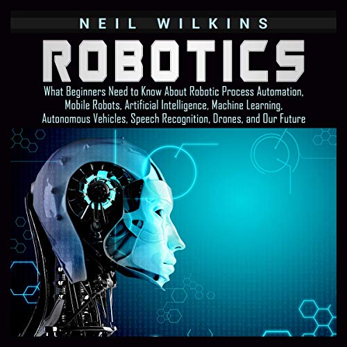 Robotics  By  cover art