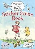 Winnie the Pooh Sticker Scene Book (Sticker Scene Books)