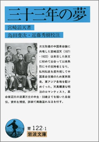 三十三年の夢 (岩波文庫)