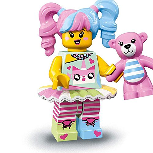 LEGO 71019 Minifiguren Ninjago Movie N-Pop Girl