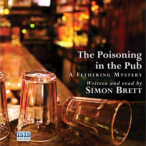 The Poisoning in the Pub cover art
