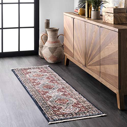 alfombra con flecos fabricante nuLOOM