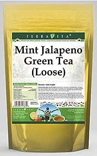 Mint Jalapeno Green Tea (Loose) (8 oz, ZIN: 545947)
