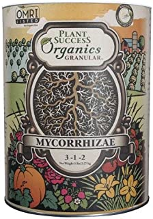 Plant Success Organics Granular Mycorrhizae 3-1 - 2 Plant Success Organics Granular Mycorrhizae 5 lb (1/Cs)