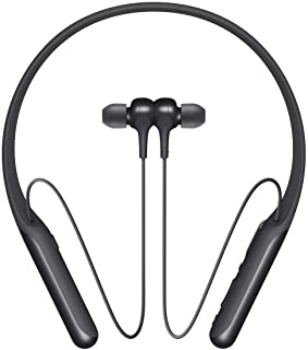 【工場再生品】ソニー SONY ワイヤレスノイズキャンセリングイヤホン WI-C600N : Bluetooth対応/ モデル/apt-x対応 2019年モデル ブラック WI-C600N BM [並行輸入品]