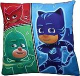 PJ MASKS Catboy Owlette and Gekko Blocks Square Shaped Pillow Cushion 40CM